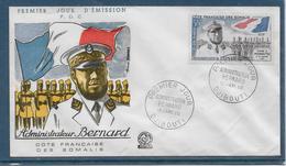 Côte Des Somalis - FDC - Enveloppe 1er Jour - Stamps