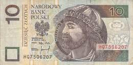 10 Zloty Polen 1994 AU/EF (II) - Poland
