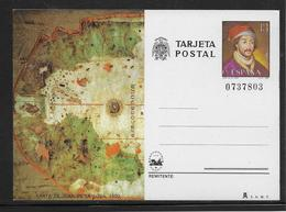 Espagne - Entiers Postaux - Enteros Postales