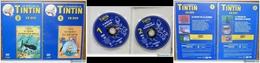 2005- Collector-2 Dvd Tintin - Tresor Rackam-secret Licorne - Tintin