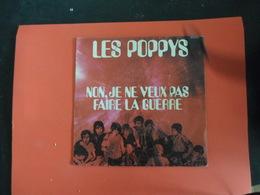 VINYLES   45 T  Chants De Noël   Poppys  Noël - Weihnachtslieder