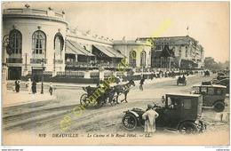 14. DEAUVILLE .  Le Casino Et Le ROyal Hotel . - Deauville