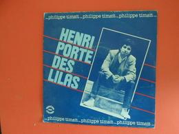 VINYLES   45 T     Henri Porte Des Lilas - Dance, Techno & House