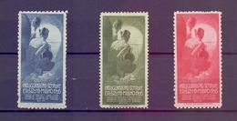 CINDERELLA ERINNOFILIA INAUGURAZIONE DEL SEMPIONE  MILANO 1906  (GIUGN1900B16) - Erinnofilia