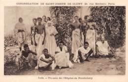 Indes Françaises - Pondichéry - Congrégation De St Joseph De Cluny - Un Coin De L'Hôpital - India