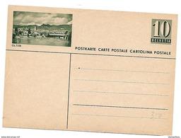 """163 - 59 - Entier Postal Neuf Avec Illustration """"Olten"""" - Ganzsachen"""