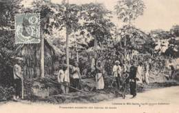 Vietnam - Cap St Jacques - Prisonniers Annamites Aux Travaux Des Routes - Viêt-Nam