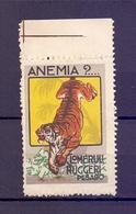 CINDERELLA ERINNOFILIA ANEMIA LOMERULI RUGERI PESARO (GIUGN1900B21) - Erinnofilia
