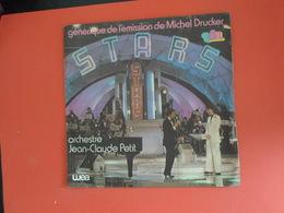 VINYLES   45 T    Générique De L'émission De Michel Drucker  STARS - Musicals