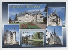 Saint Médard De Mussidan : Le Château De Bassy (Centre Médical) Multivues éd René - France