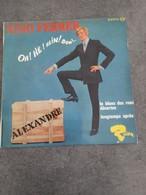 Disque De Nino Ferrer - Alexandre - Riviera 231.172 - 1966 - - Soul - R&B