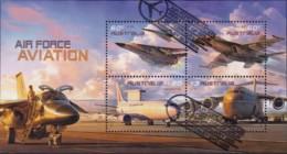 Australia 2011 Aviation M/S Used - Used Stamps