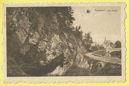 * Rochefort (Namur - La Wallonie) * (Nels, Ern Thill) Trou Maulin, Rochers, Grotte, Pont, église, Rare, Old, CPA - Rochefort