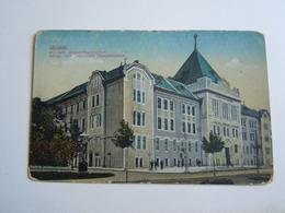 Ujvidek Novi Sad Serbia  Antique Postcard - Serbia