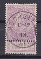 N° 67  MOORSEELE - 1893-1900 Thin Beard