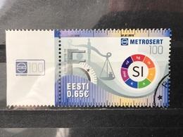 Estland / Estonia - 100 Jaar Metrosert SI (0.65) 2019 - Estland