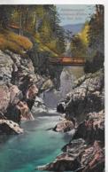 AK 0250  Rettenbach Wildnis Bei Bad Ischl - Verlag Brandt Um 1916 - Bad Ischl