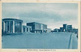6-REGGIO EMILIA-NUOVA STAZIONE F.F.S.S. - Stazioni Senza Treni
