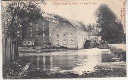 Villers-sur-Lesse - Les Usines - Edit. J. Saimpain-Barnich à Beauraing - Rochefort