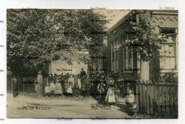 Netherlands Noord Holland Groete Uit Huizen Chr. School 1910s-20s Postcard - Pays-Bas