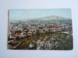 Sarajevo PANORAMA 1920 Cartolina Postcard - Bosnia Erzegovina