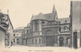 METZ: Couvent Sainte-Constance - Metz