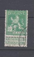 COB 110 Oblitération Centrale LEUVEN 1D - 1912 Pellens