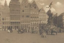 +++ CPA - ANTWERPEN - ANVERS - Grand'Place   // - Antwerpen