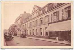WIMEREUX  - Hôtel Des Anglais - Rue Carnot - France