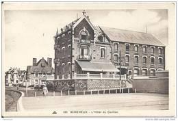 WIMEREUX  - Hôtel Du Carillon - France