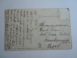 ASZOD KIR TEMPLOMA  Cartolina Postcard - Ungheria