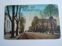 BELGRAD TRAMWAY   Cartolina Postcard - Serbia