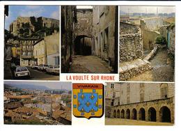 CITROEN CX, PEUGEOT 504 Break, à La Voulte Sur Rhône - Voitures De Tourisme