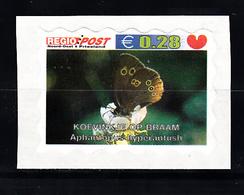 Nederland Selectpost Thema: Vlinder, Butterfly, Koevinkje , Postfris - Vlinders