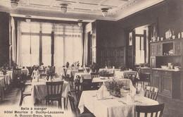 OUCHY-LAUSANNE: Hôtel Meurice - Salle à Manger - VD Vaud