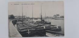 Dendermonde                             (peniche Arken) - Houseboats