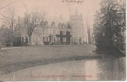 Chateau De Diors - Frankreich