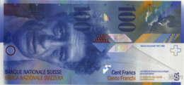 Suisse 100 Francs (P72h) 2007 -UNC- - Switzerland