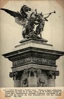 75 - PARIS - L'Art Décoratif à Paris - Pégase Et Figure Allégorique Symbolisant Les Voix De La Paix - Bruggen