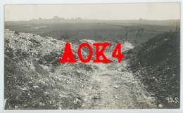 62 MORVAL Somme Combles 1916 Sailly Saillisel Lesboeufs Rancourt Nordfrankreich - Autres Communes