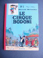 Benoît Brisefer - Le Cirque Bodoni - Benoît Brisefer