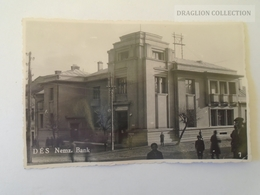 D164054 Hungary -Romania  DÉS DEJ  Nemzeti Bank  1943  RPPC - Romania