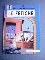 Benoît Brisefer - Le Fétiche - EO - Benoît Brisefer