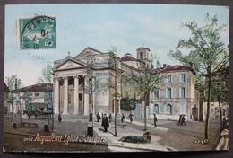 CPA 16 ANGOULEME - Eglise St Jacques - LV Et Cie Aqua Photo 2472 - Ref. H 132 - Angouleme