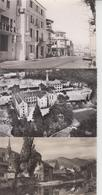 LOT DE 90 CARTES ANN 50/70 (Bords Dentelés) -  écrites Et Non écrites - Pas De Paris, Lourdes ... Qqes Ex En Scan  - - Cartes Postales