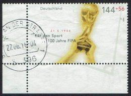 BRD, 2004, MiNr 2386, Gestempelt - [7] République Fédérale
