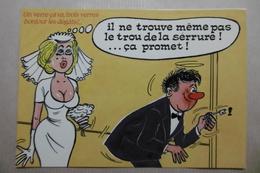 Humour Mariage Pin-Up Mariée - Humour