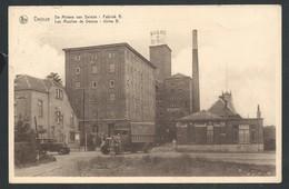 +++ CPA - DEINZE - Les Moulins - Usine B - Molen - Fabriek B - Nels    // - Deinze