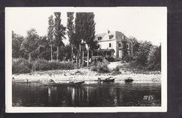 CPSM 46 - COPAYRE - COPEYRE ? - Auberge De Copayre - Sur La Dordogne Par MARTEL - TB PLAN Etablissement CANOE - Autres Communes