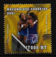 MOZAMBIQUE    N° 1570 * *  (cote 3.75e )  Tennis - Tennis